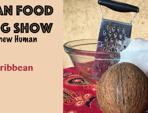 New Episode of Clean Food Cooking Show: Traditional Caribbean Coconut Milk!