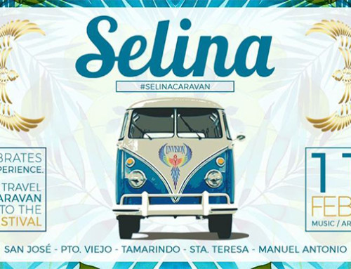 Join Matthew Human on the Selina Caravan!